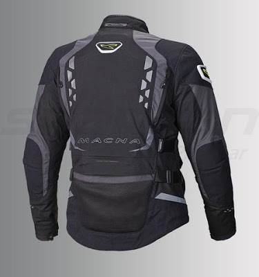 rjays octane 2 jacket review