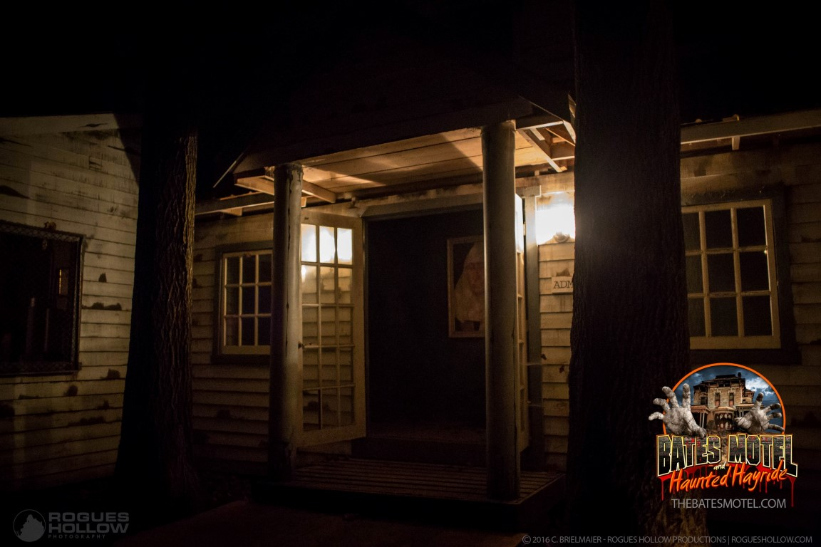bates motel haunted house reviews