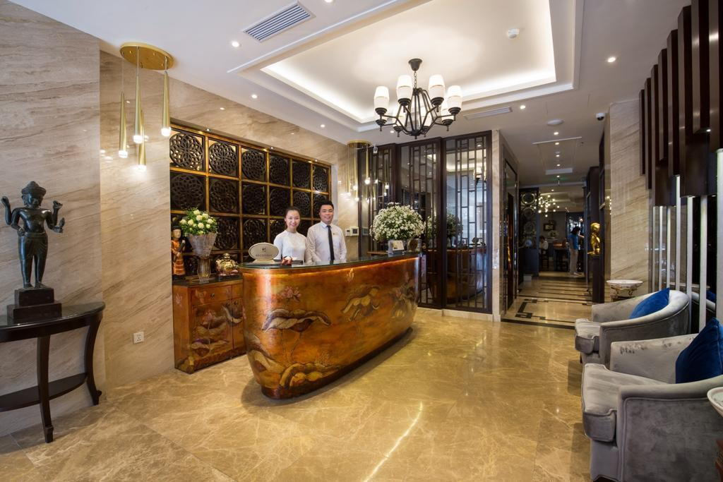 golden silk boutique hotel reviews