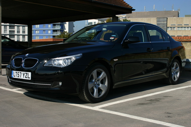 2007 bmw 5 series 530i review