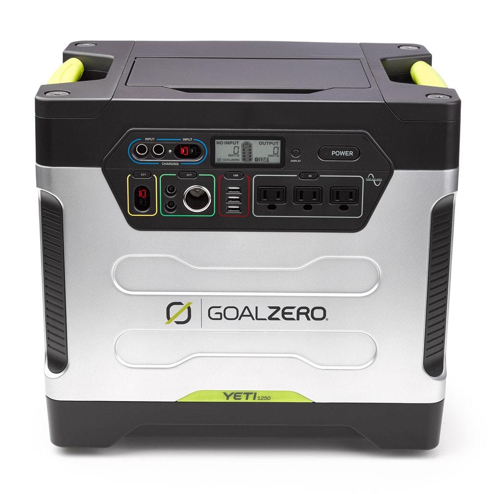 goal zero yeti 1250 review