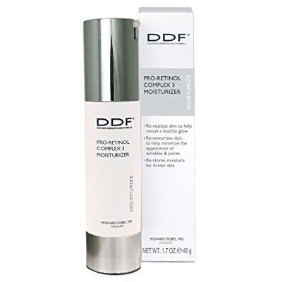 ddf pro retinol complex 3 moisturizer review
