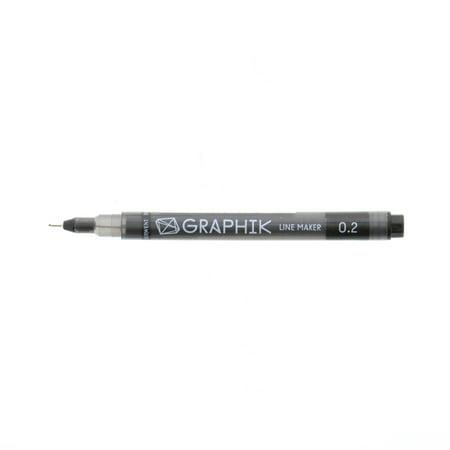 derwent graphik line maker review