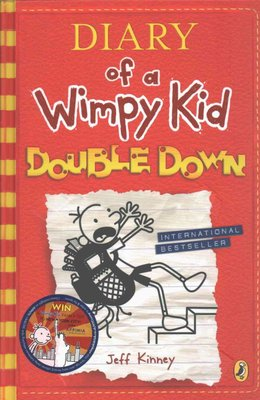 diary of a wimpy kid double down review