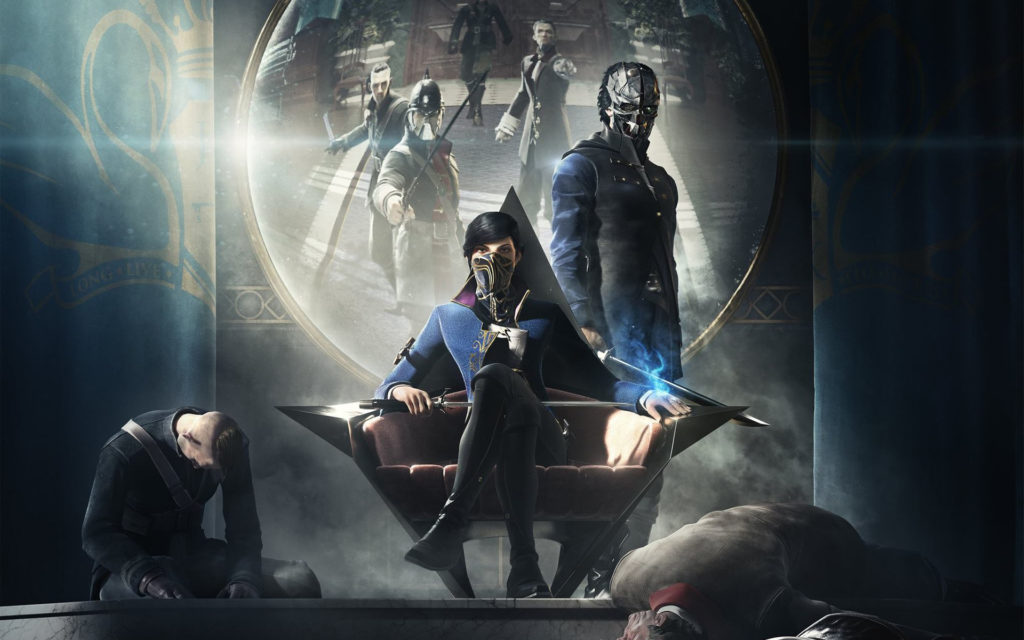 dishonoured 2 review xbox one