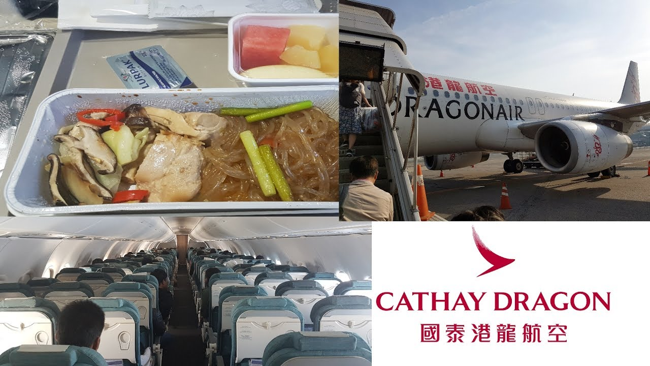 dragon air bangalore to hong kong review