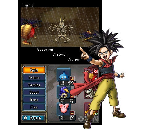 dragon quest monsters joker 2 review