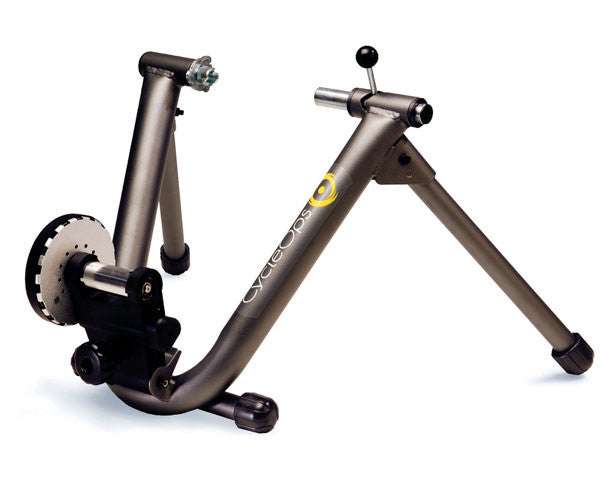 cycleops magnetic bike trainer review