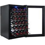 hisense 58 bottle wine cooler review