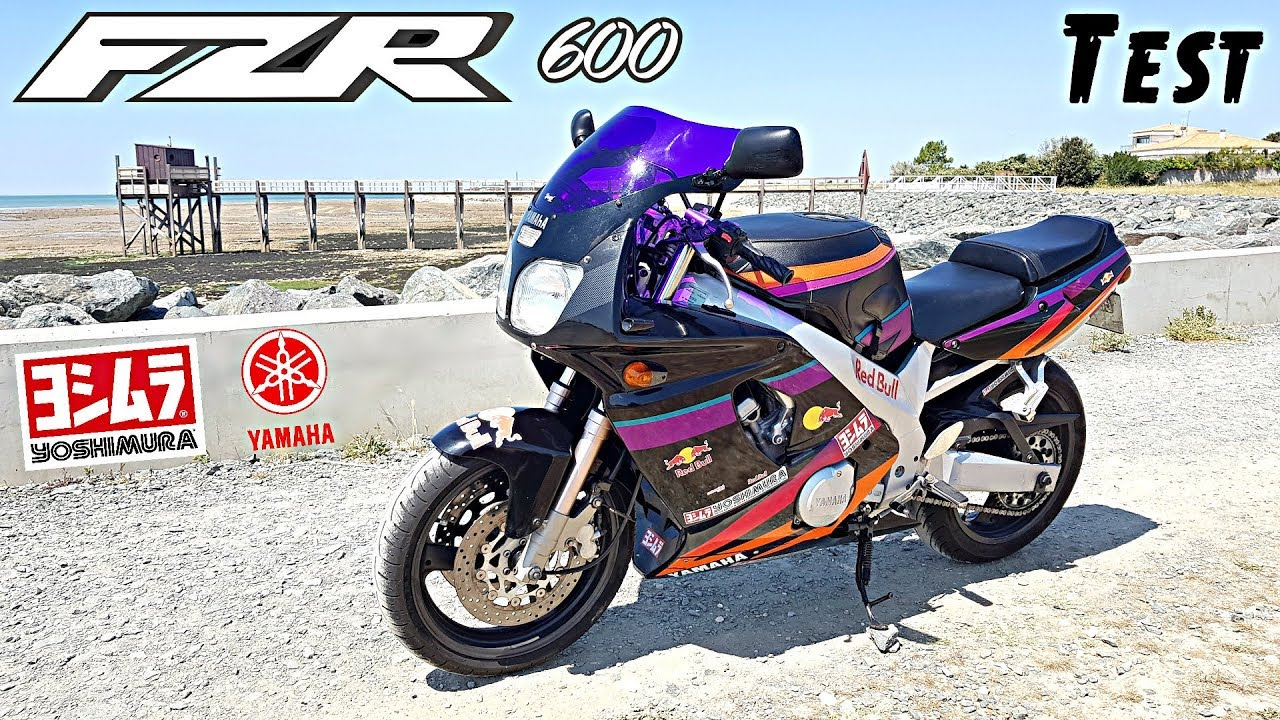 1995 yamaha fzr 600 review