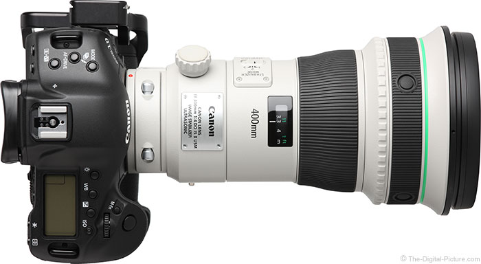 canon 400mm do lens review
