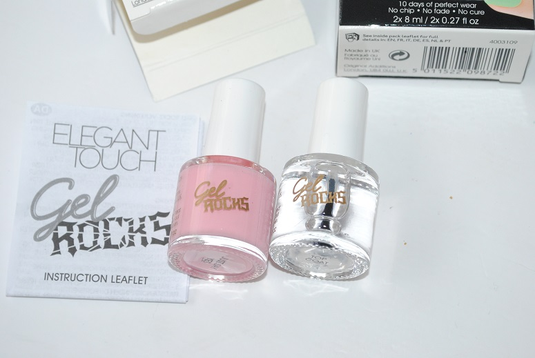 elegant touch lux gel review