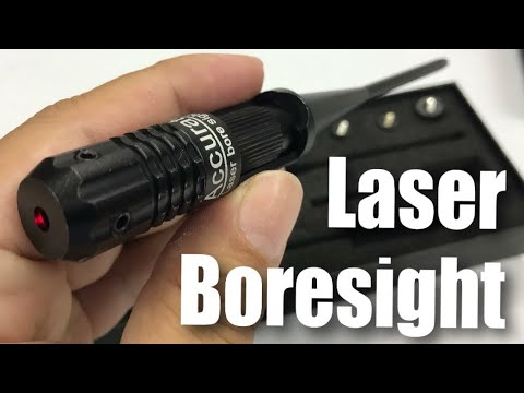 22 laser bore sight review