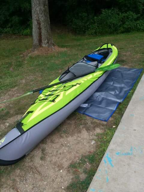 advanced elements convertible kayak review