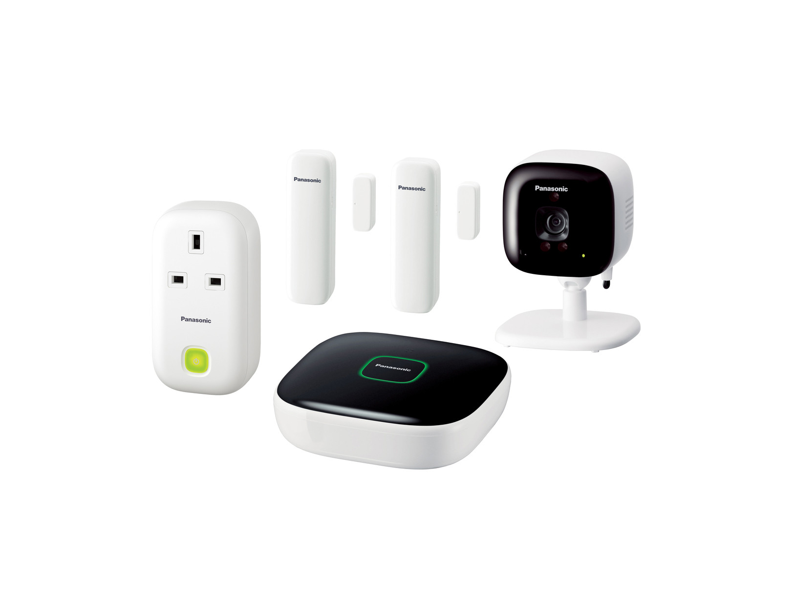 panasonic home control kit review
