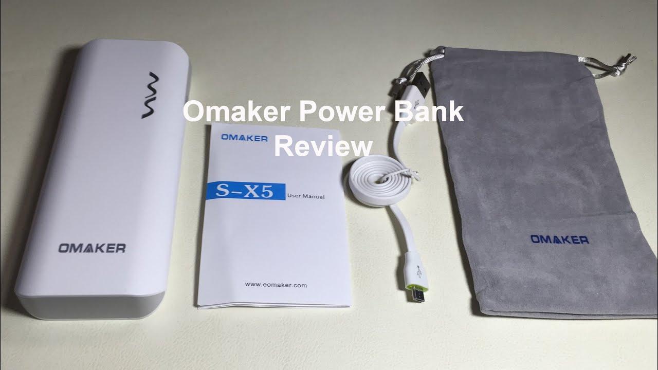 efm power bank 10000mah review