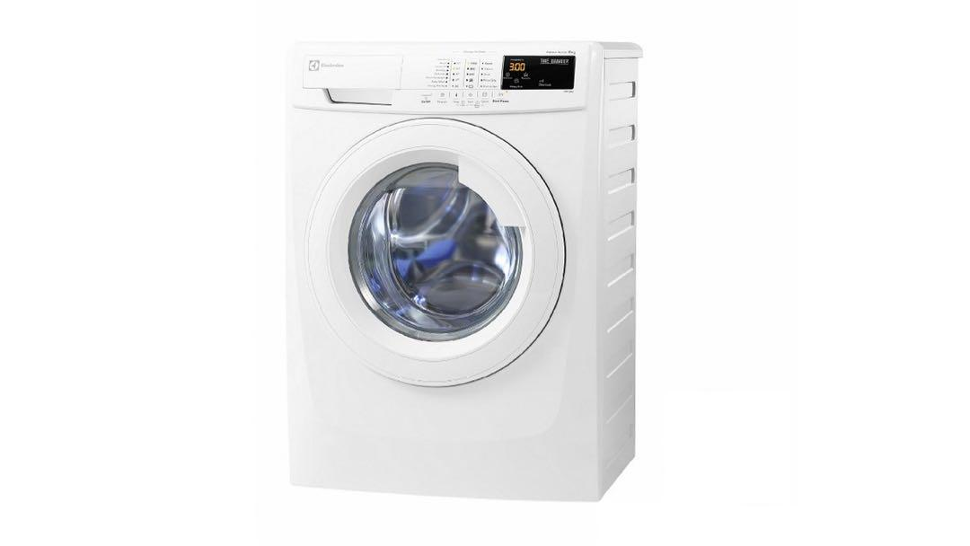 electrolux 8kg front load washing machine review