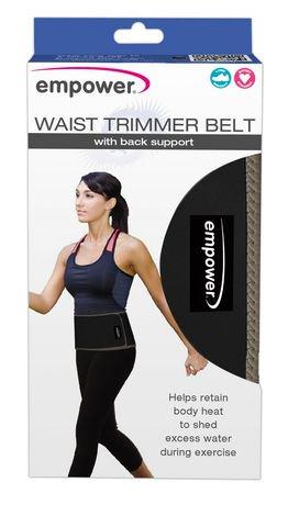 empower waist trimmer belt reviews