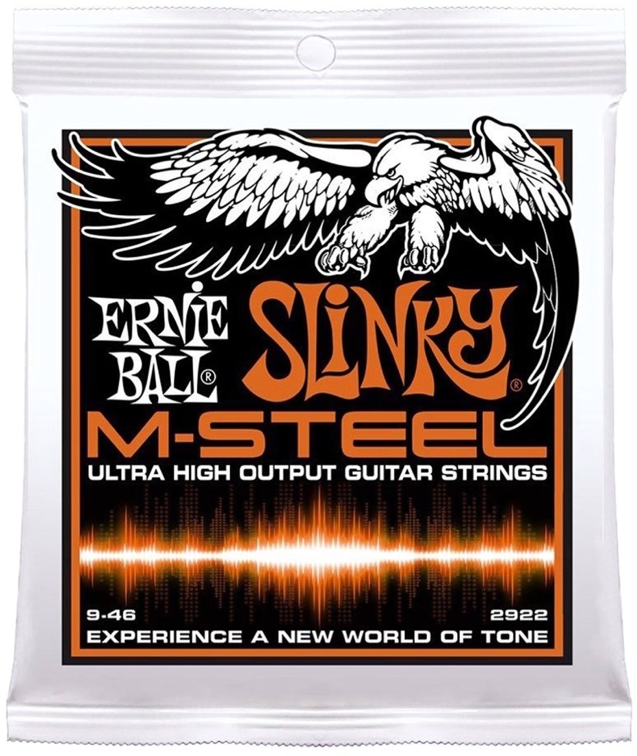 ernie ball m steel review