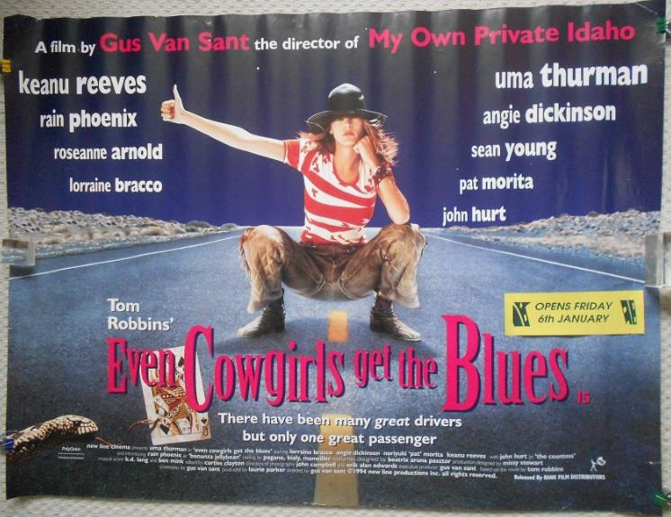 even cowgirls get the blues review