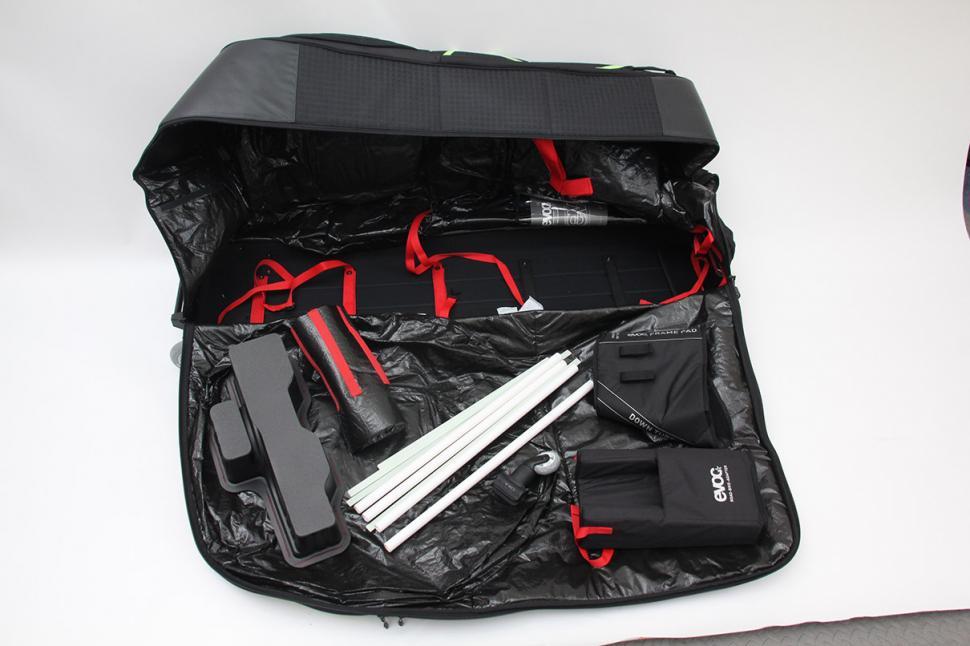 evoc travel bag pro review