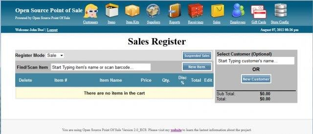excel point of sale reviews