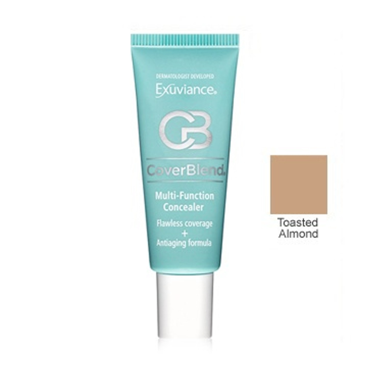 exuviance coverblend concealing treatment makeup reviews