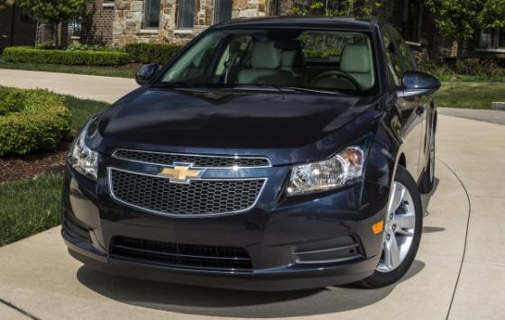 2015 chevy cruze diesel review