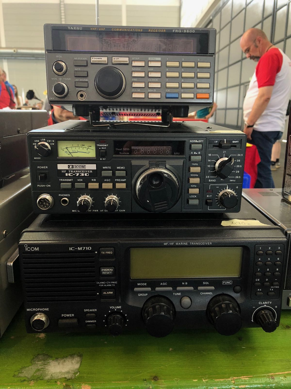 flea market dab radio review