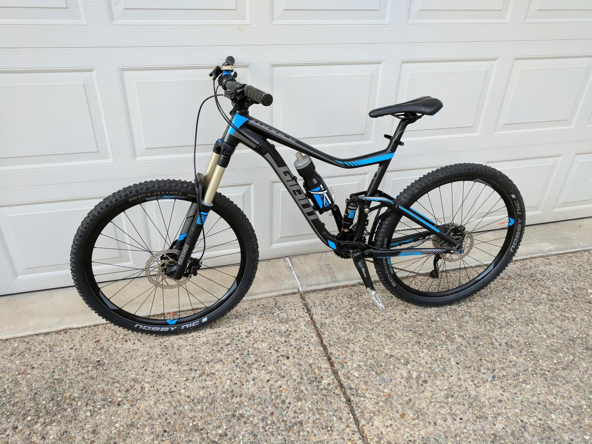 giant trance 3 2017 review