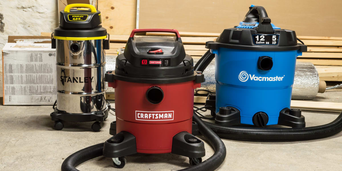 wet and dry vacuum reviews