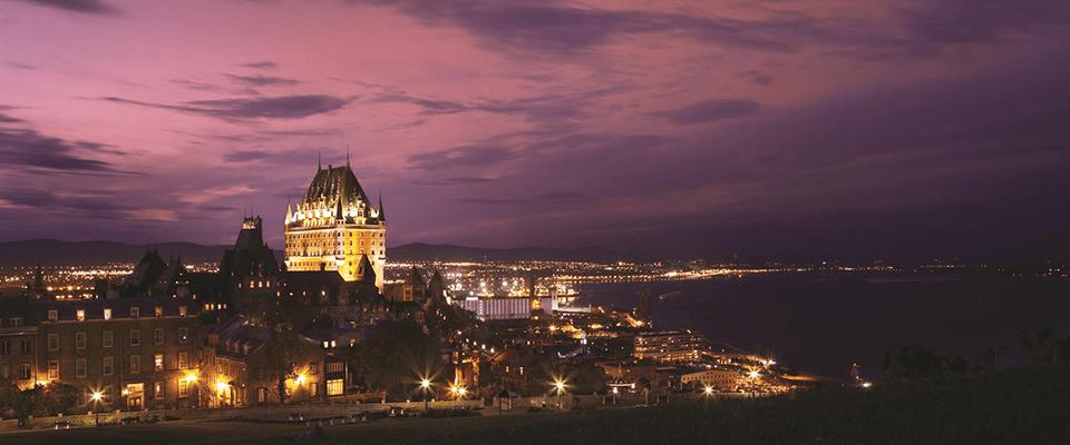 fairmont le chateau frontenac reviews