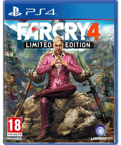 far cry 3 ps4 review