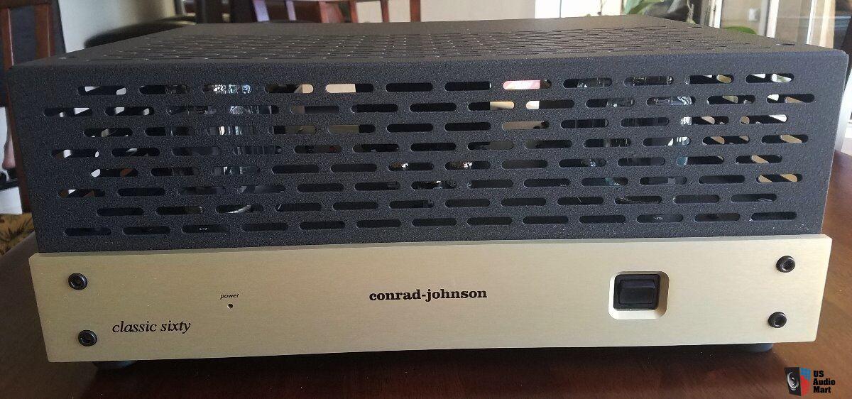 conrad johnson classic 60 review