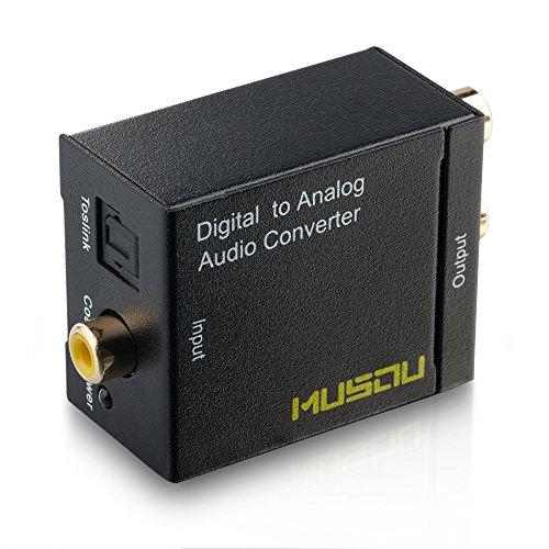 digital to analog audio converter reviews