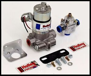 holley blue fuel pump review