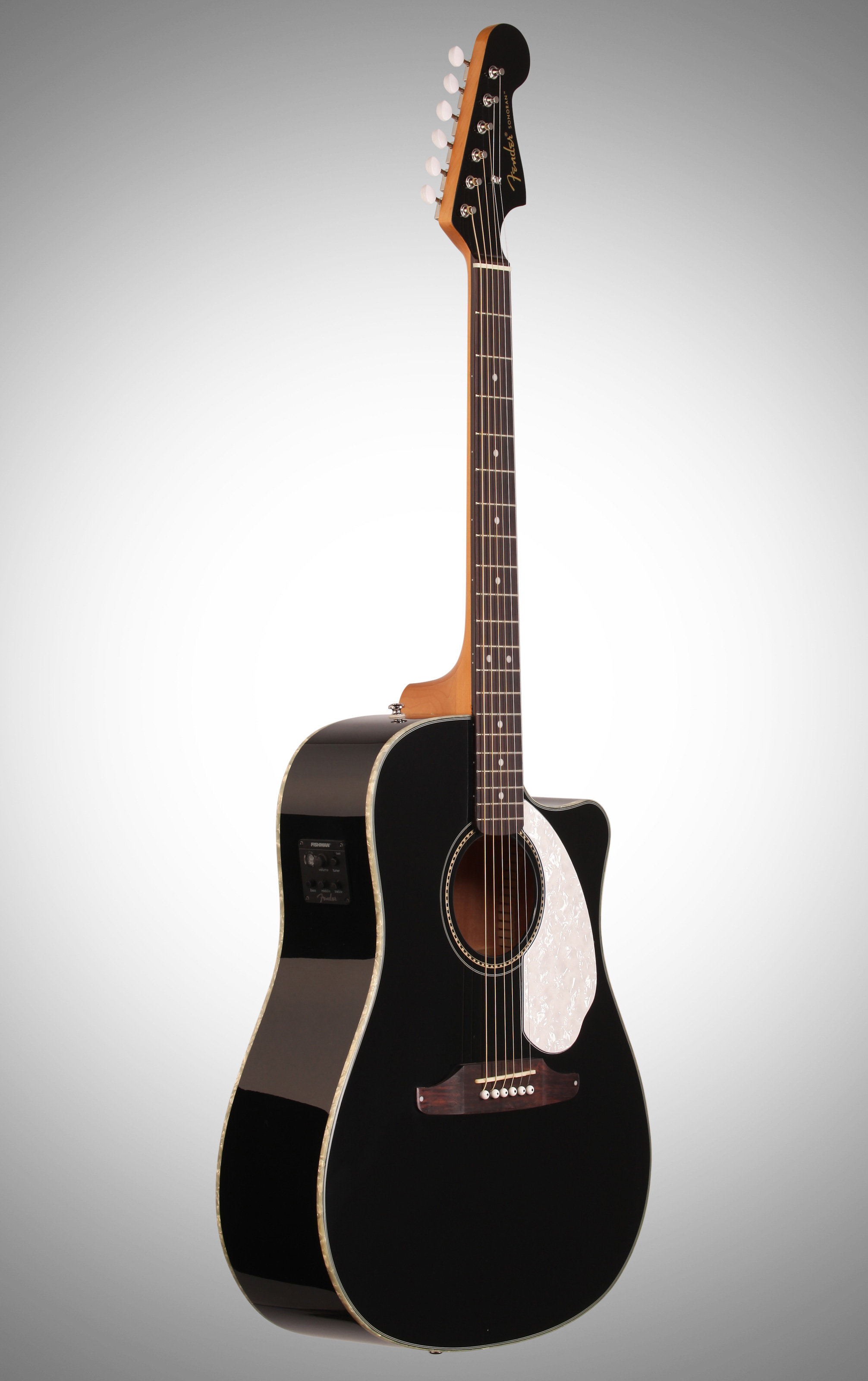 fender sonoran acoustic electric guitar review