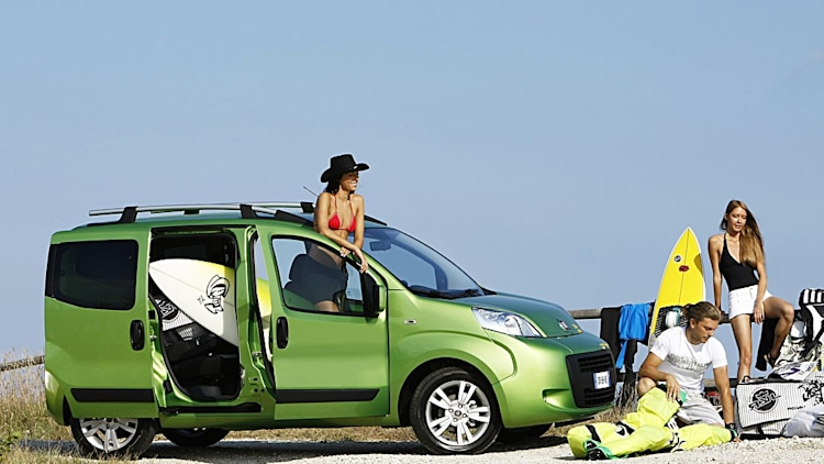 fiat qubo review top gear