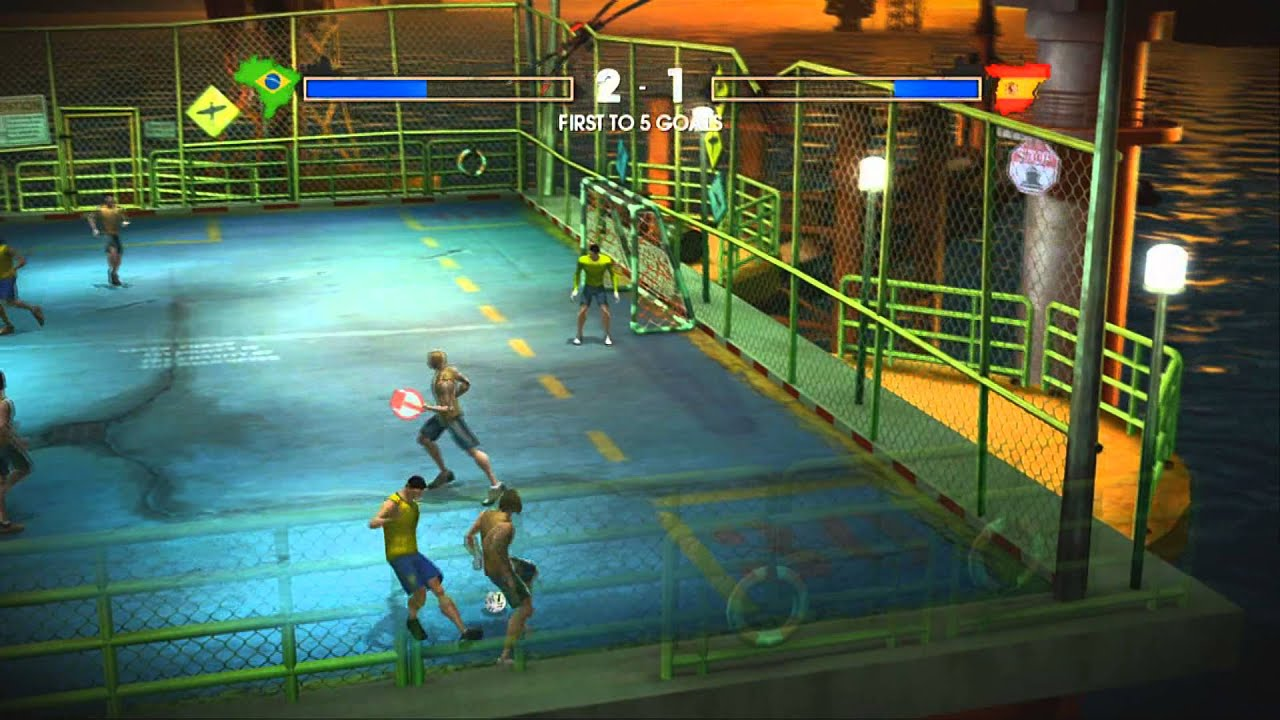 fifa street 3 review xbox 360