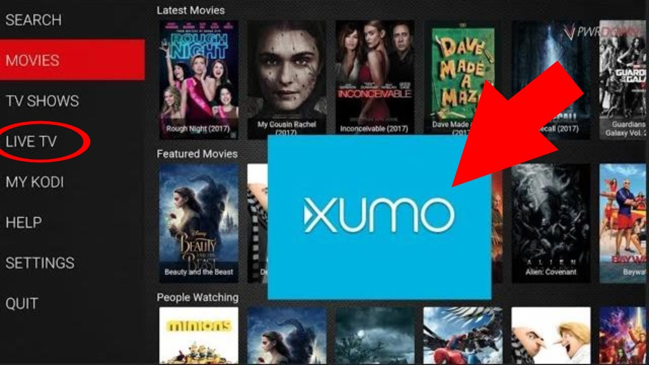 film on live tv app review
