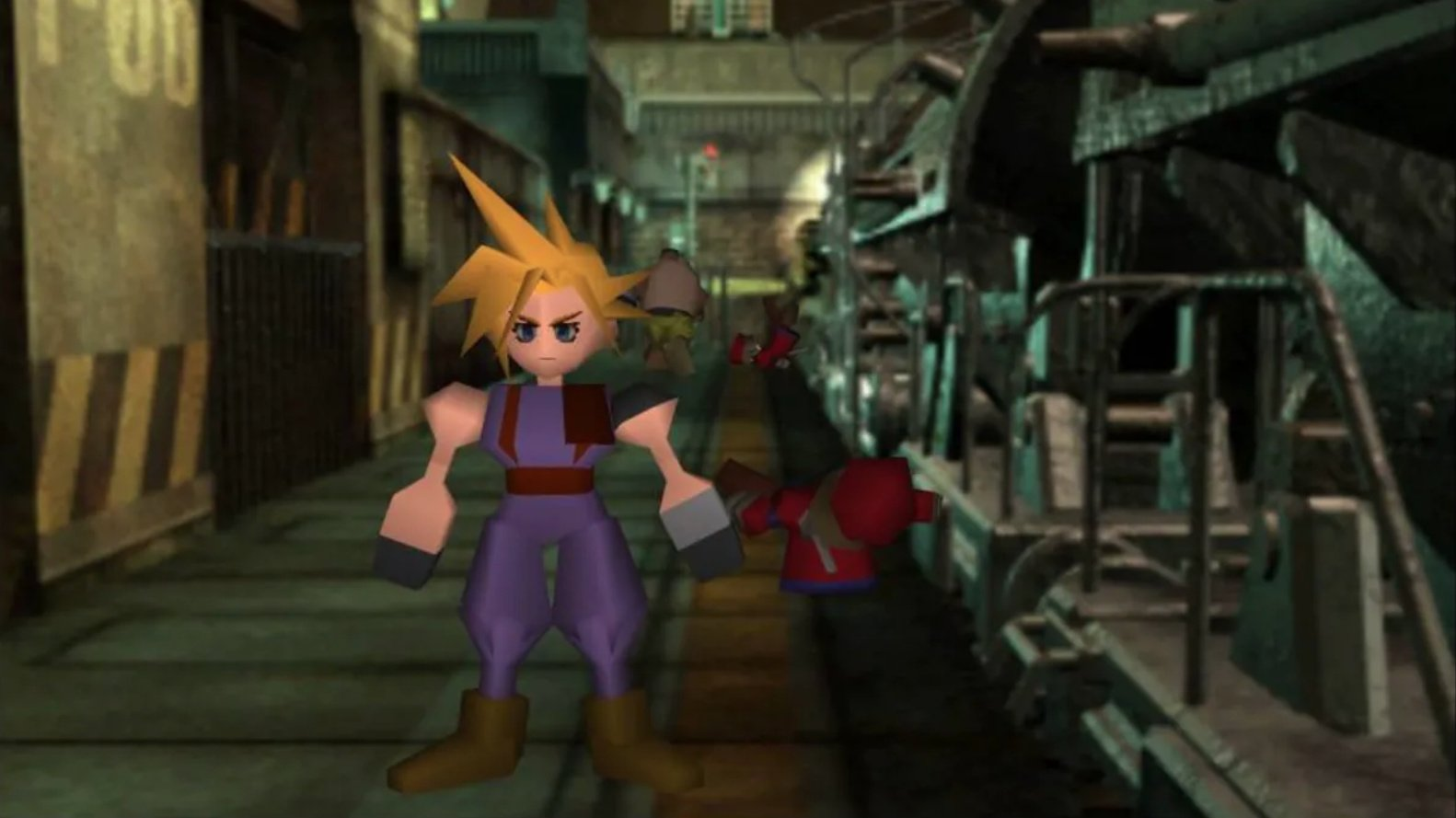 final fantasy 7 pc review