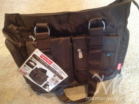 fisher price diaper backpack reviews