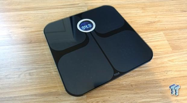 fitbit aria smart scale review