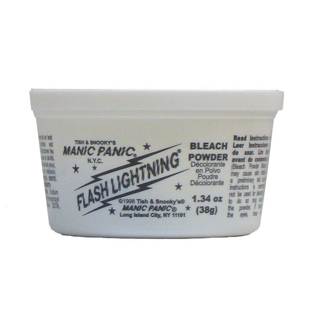 flash lightning bleach kit review