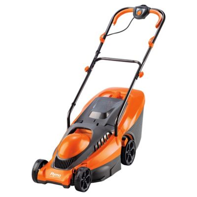 flymo 1400w electric lawn mower review