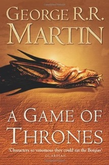 game of thrones novel review