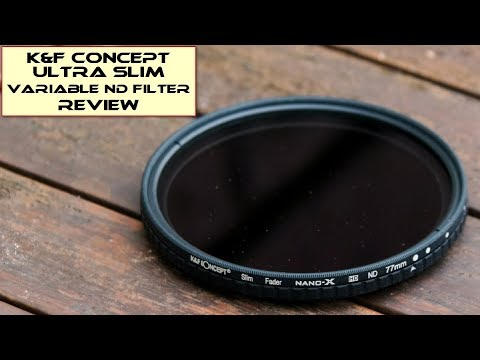 genustech variable nd filter review