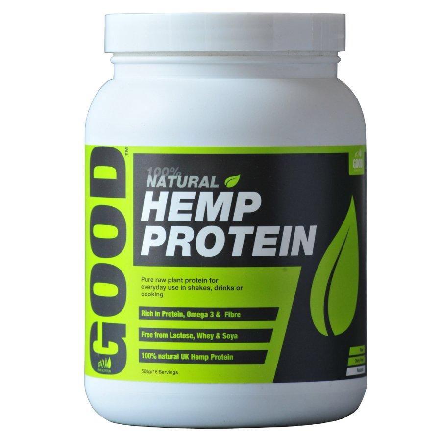 good hemp protein powder review