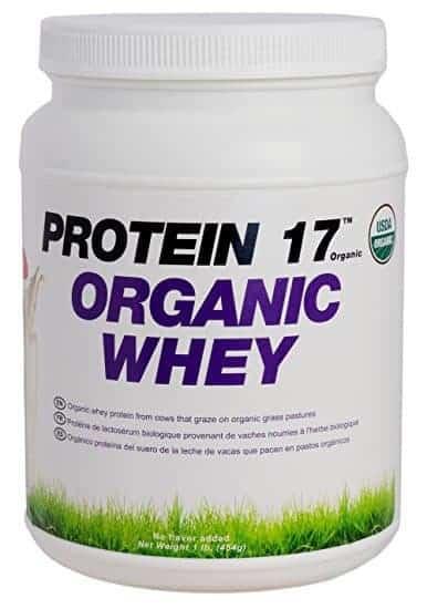 grass fed whey protein powder reviews