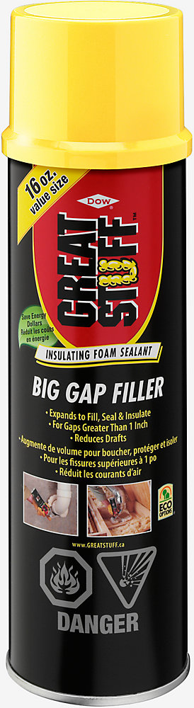 great stuff big gap filler reviews